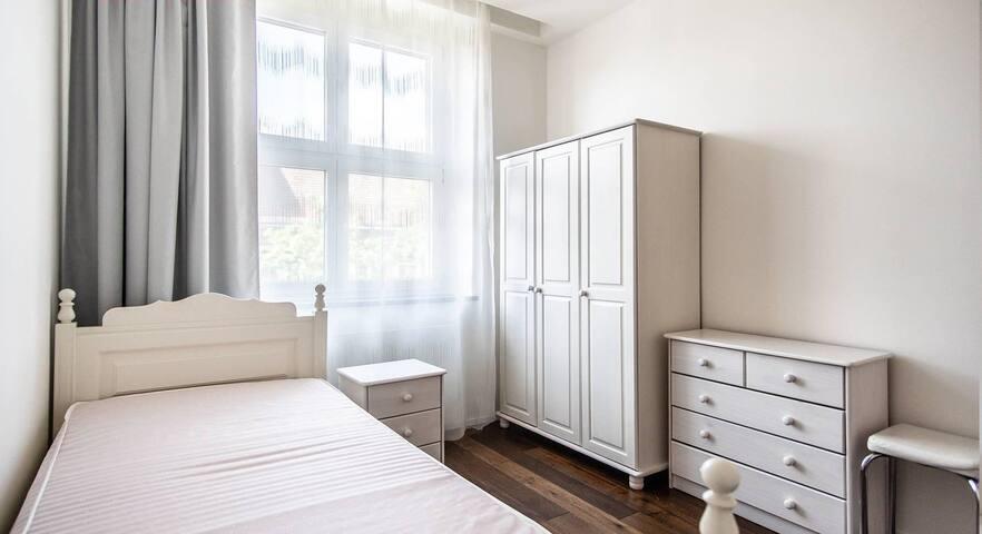 Cozy apartment by the Vltava river