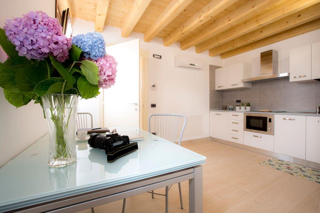 Casa sansovino il pozzo apartments for rent in for Piani di casa di campagna 1500 sq ft
