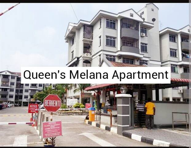 Melana Apartment @ 5mins to UTM University - Skudai - Appartement