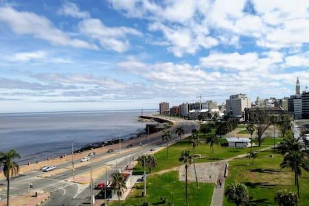 Centro,en la mejor zona turistica.Vista al mar !!
