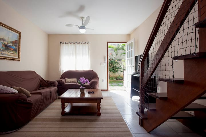 Casa, condominio 5 minuto da praia - Cabo Frio