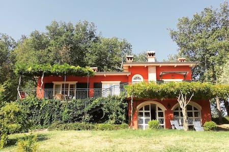 Villa di charme Calvignano Pavia - Montalto Pavese