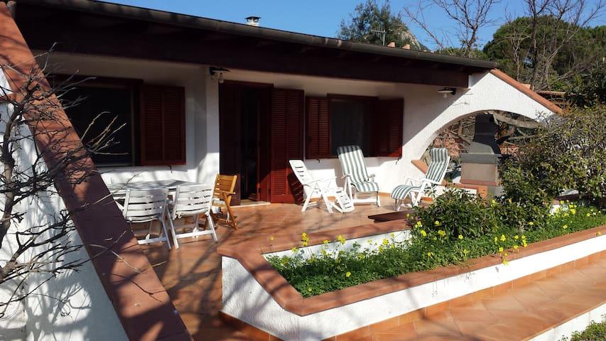 Villa near the golden beach of Costa rei Sardinia - Costa Rei - Villa