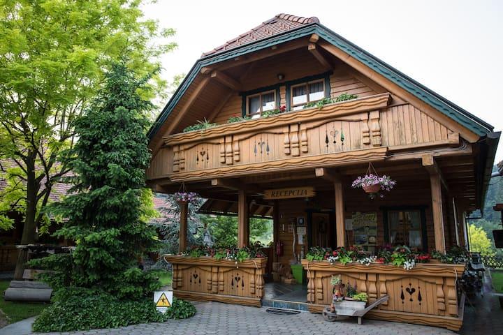 Apartments Korosec Mozirje - Green apartment
