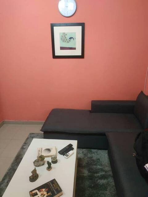 Studio meublé moderne ngodi bakoko