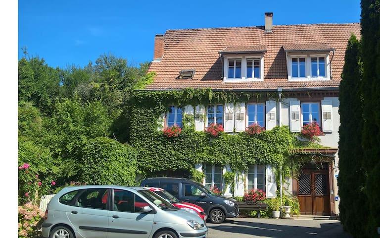 Gîte trois étoiles Vosges du nord. - Niederbronn-les-Bains - Apartmen