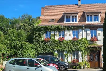 Gîte trois étoiles Vosges du nord. - Niederbronn-les-Bains - Διαμέρισμα