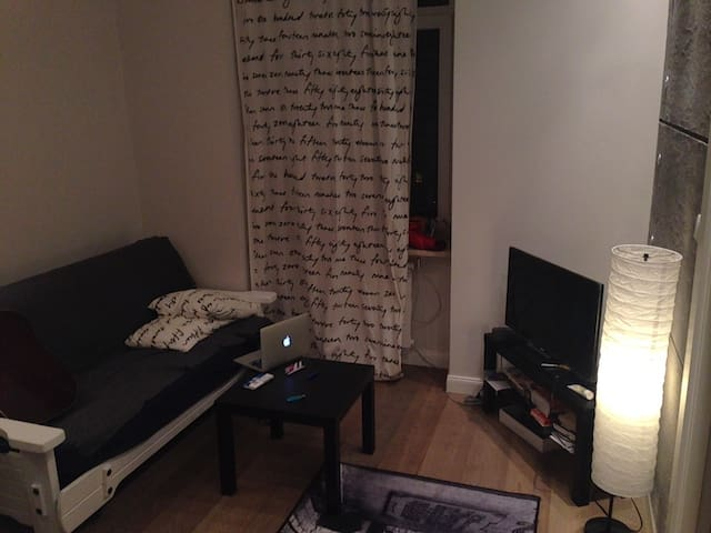 Small, nice appartment in downtown - Kraków - Bed & Breakfast