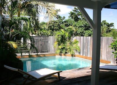 Casanomada 2 - Gustavia - Pousada