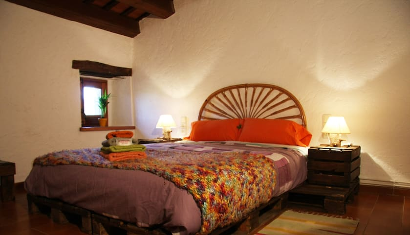 Charming double-room - Girona - Ev