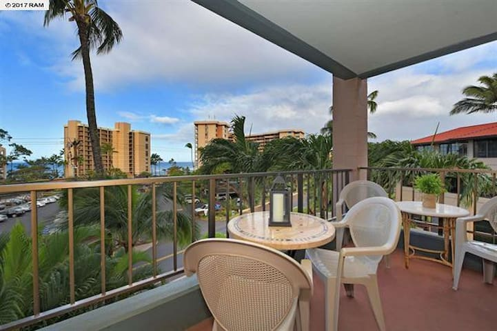 Steps to beach! - beautiful Kahana Manor condo