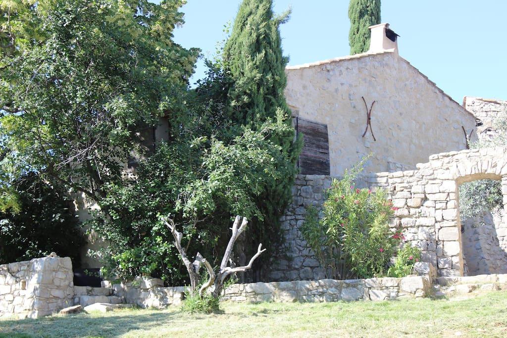 Gîte de l'olivier