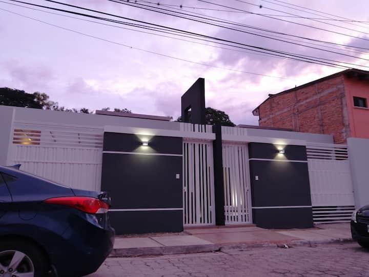 Casa estilo lof en Colonia La Campaña
