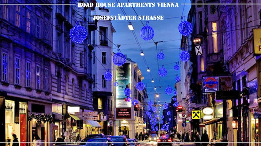 Road House Apartments Vienna - The Urban Forest