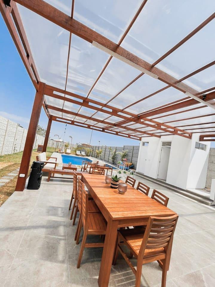 Solarium Chincha® - Villa de Campo y Playa