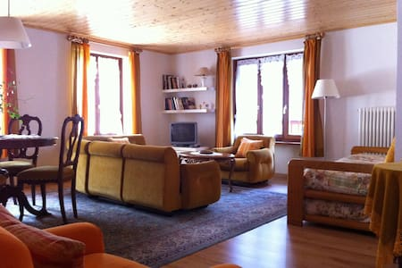 Gressoney Valley, Gaby - Apartment for 5 people - Wohnung