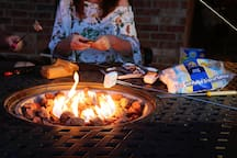 Must Be Time for S'mores!