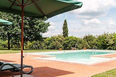 Appartamento Quercia in Toscana - Capannoli