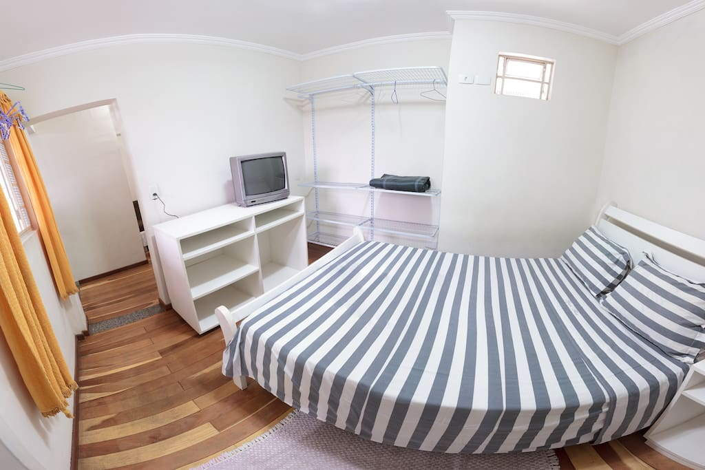 Quarto do apartamento