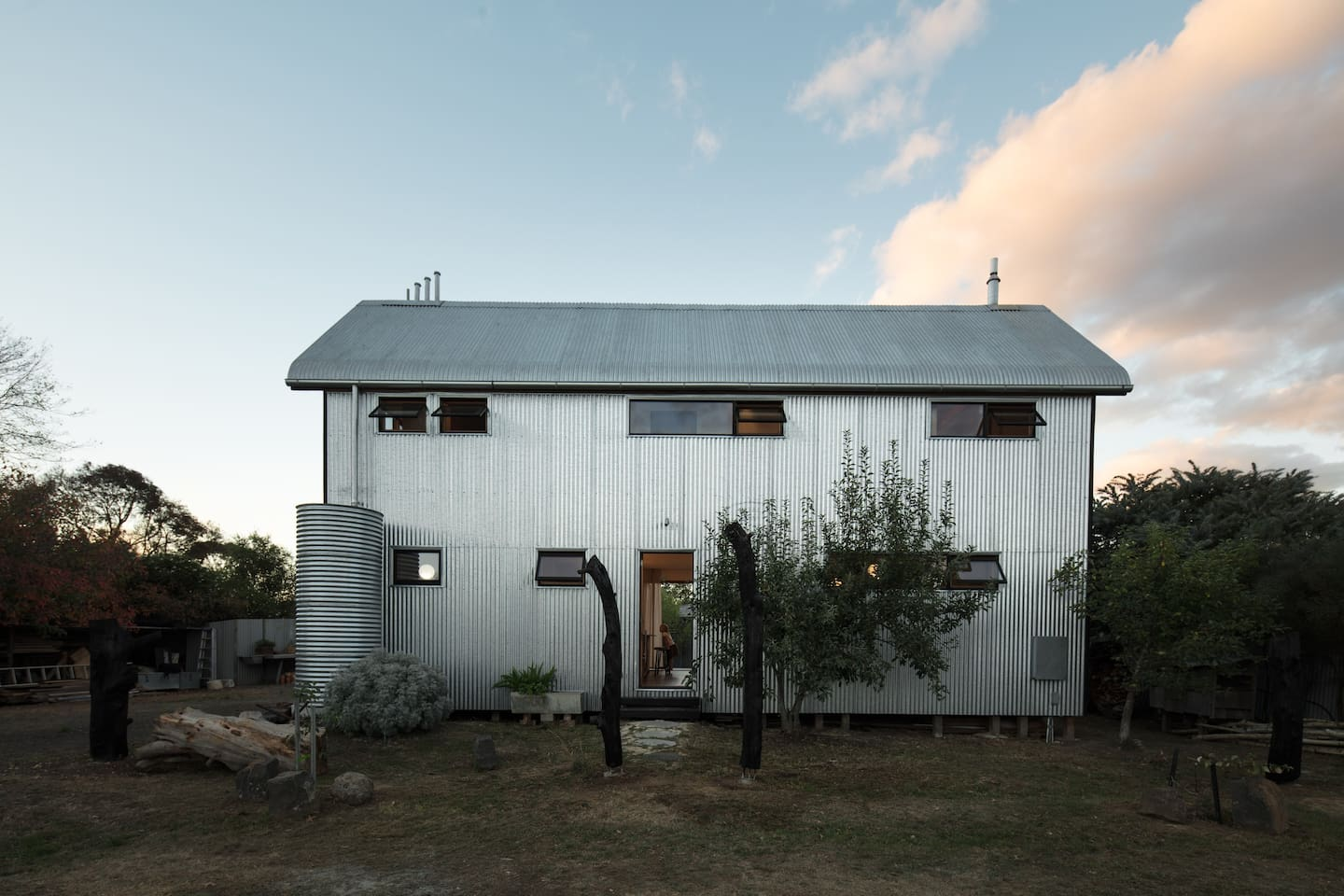 The Recyclable House Beaufort - Experience life in the Circular Economy.
