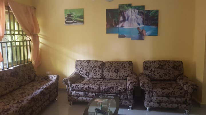 Arene's Apartment
