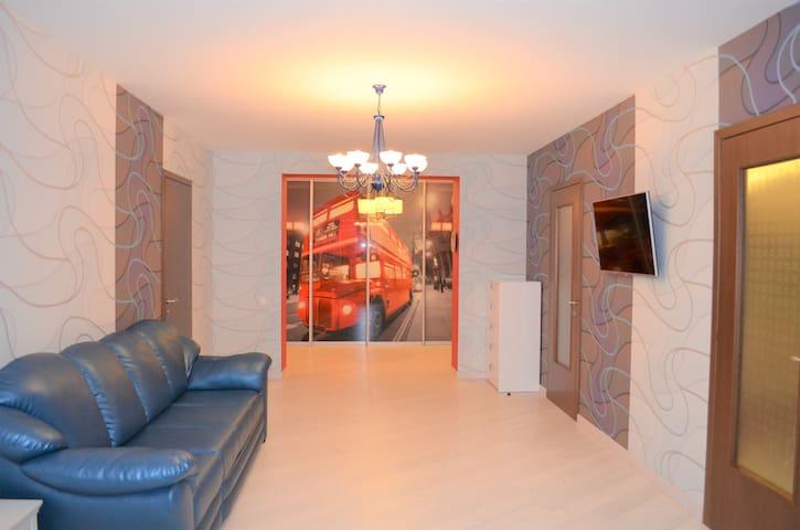 Стильная 2-х комнатная квартира 82м.кв. у метро