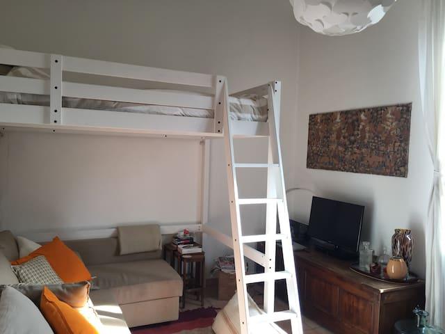 COZY APARTMENT IN PORTA ROMANA* BOCCONI*FREE WIFI - Milán - Apto. en complejo residencial