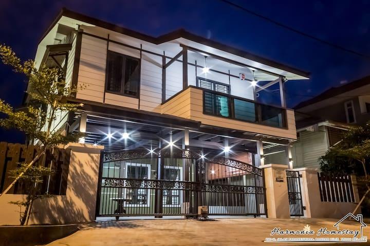 Harmonia Homestay - Melaka - Casa