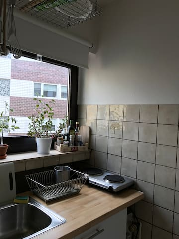 Simple apartment in the Center of Cologne