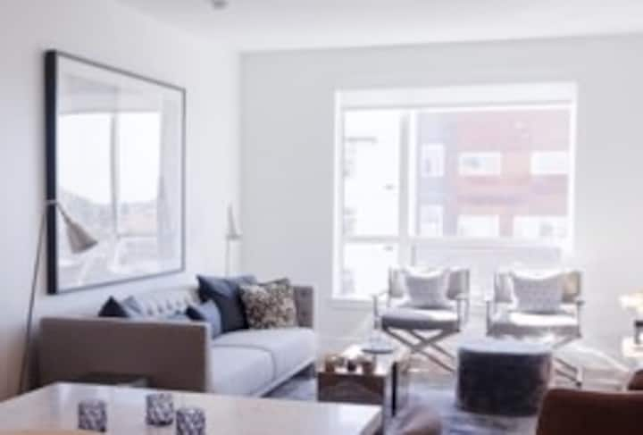Comforts of home + convenience | 1BR in Charlotte