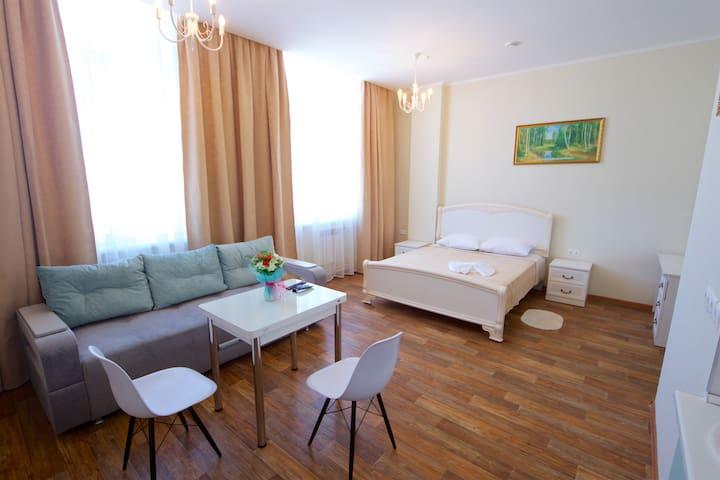 Аппартаменты по супер-цене,партизана Железняка 40б