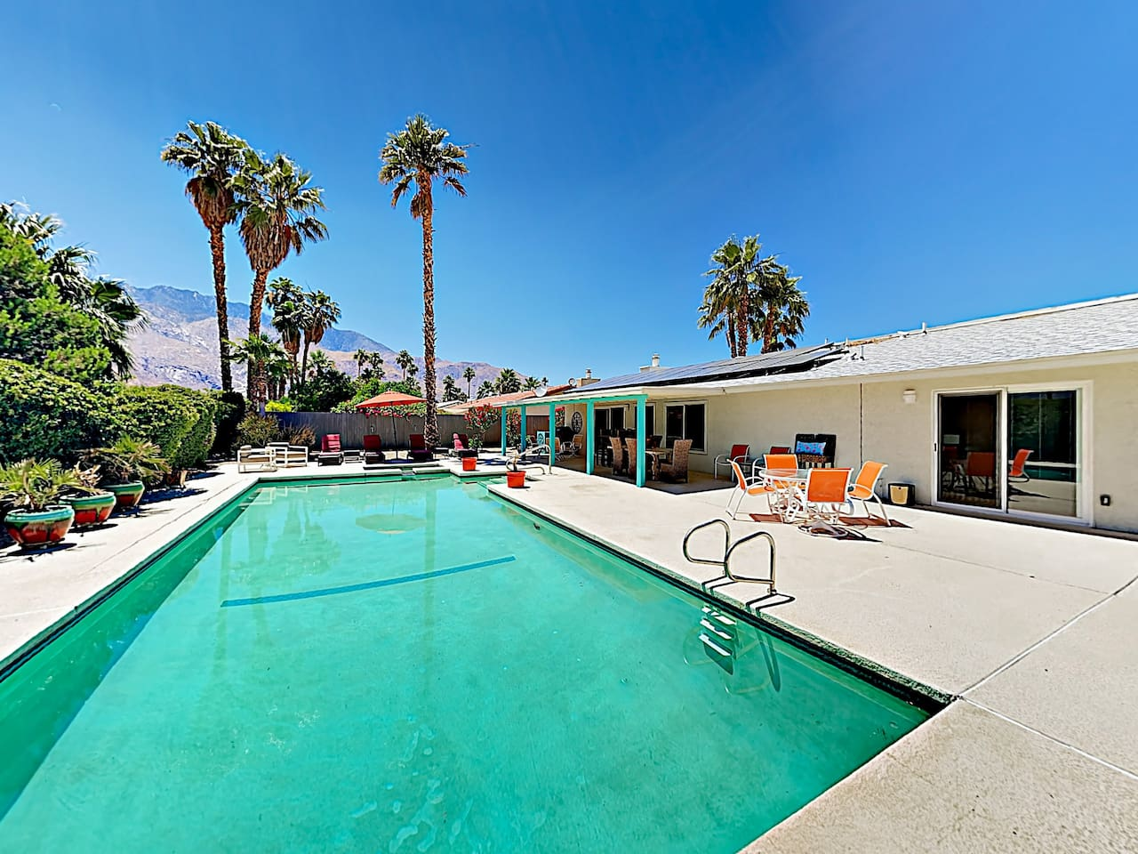 Welcome to Palm Springs! This desert oasis is professionally managed by TurnKey Vacation Rentals.