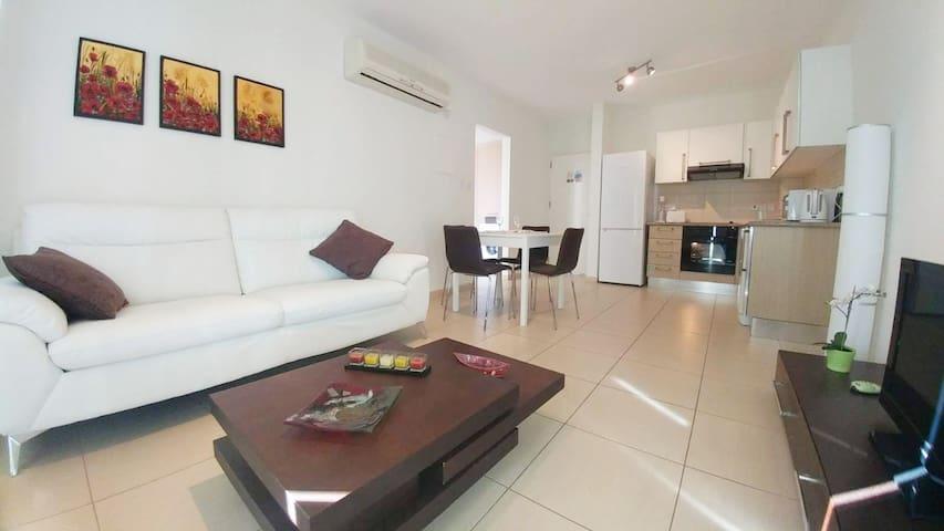 Coralli Spa Resort Stylish 1 Bedroom apartment