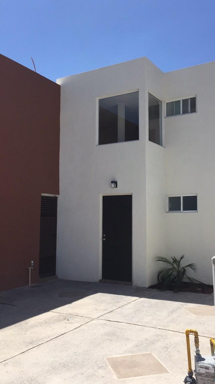 Duplex 2 Recs en Los Lagos , Villa de Pozos , SLP