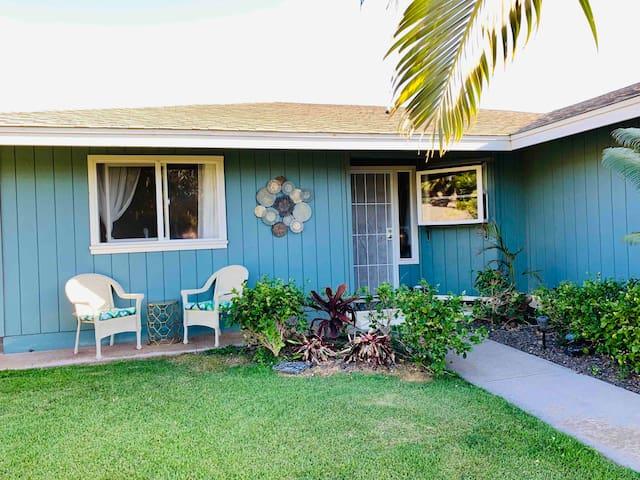 Hale O Alohalani = House of Heaven's Love