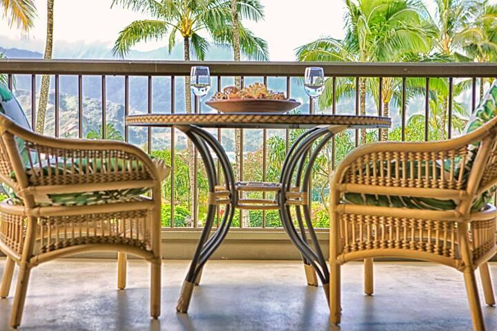"""Hanalei Bay Resort,  """"Amazing Views"""" #1306"""