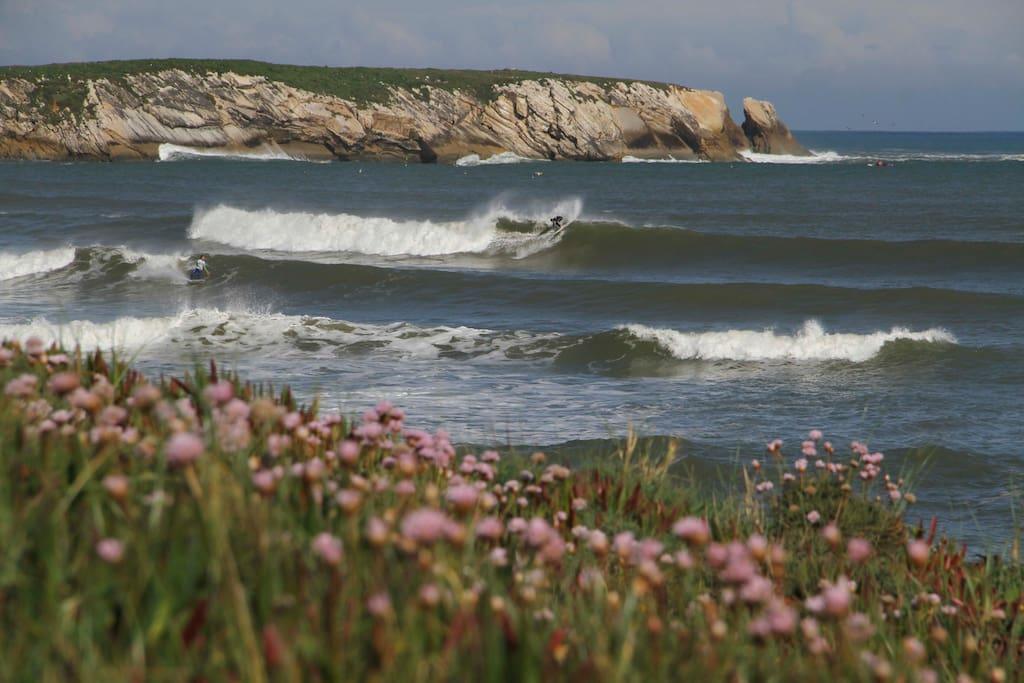 Lagido surf spot