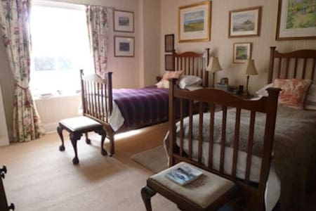 Ingram House Bed and Breakfast - Ingram, Alnwick.