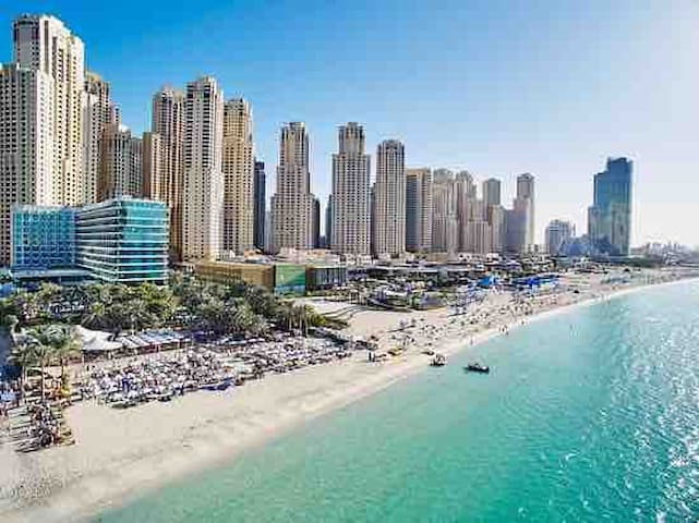 JBR Beach COUPLE ROOM