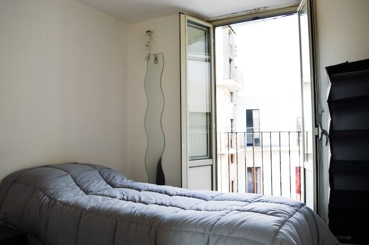 Colapesce-Single room in Catania Center - Catania - Apartmen