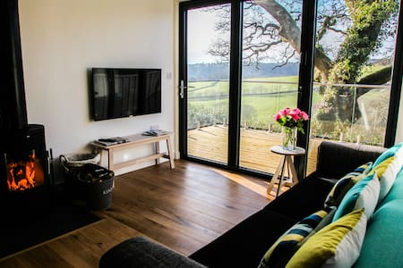 Contemporary studio near Lyme Regis - Casa