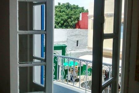 Habitación Doble con baño en Medina - 阿爾西拉(Asilah)