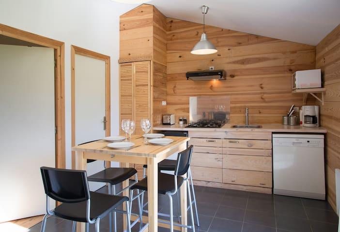 House Nahoon + Lodge - Olonne-sur-Mer