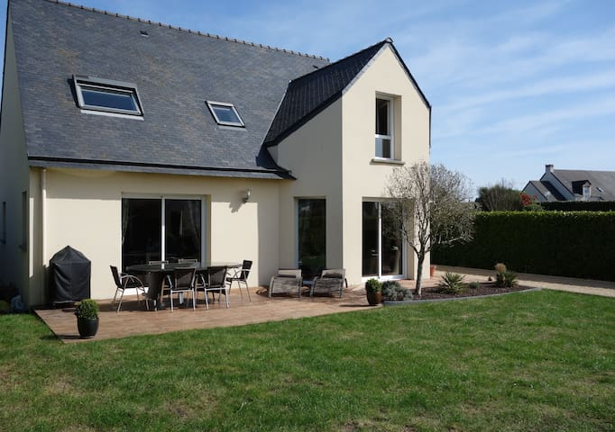 Maison portes du Golfe du Morbihan - Theix - Hus