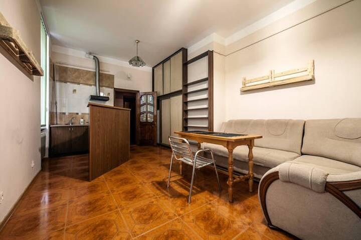 travel apartment