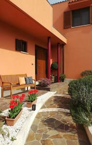 Accommodation with garden near Trieste & motorway