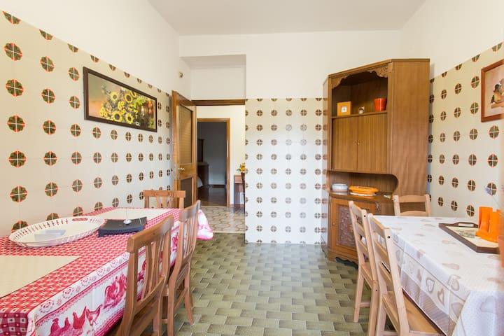 Sala x colazione per ospiti del B&B - Casape