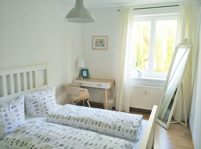 Big room near Philharmonie - Berlin - Apartment