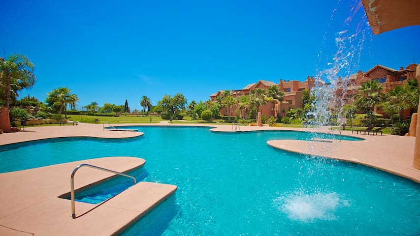 Luxury Penthouse Near Estepona