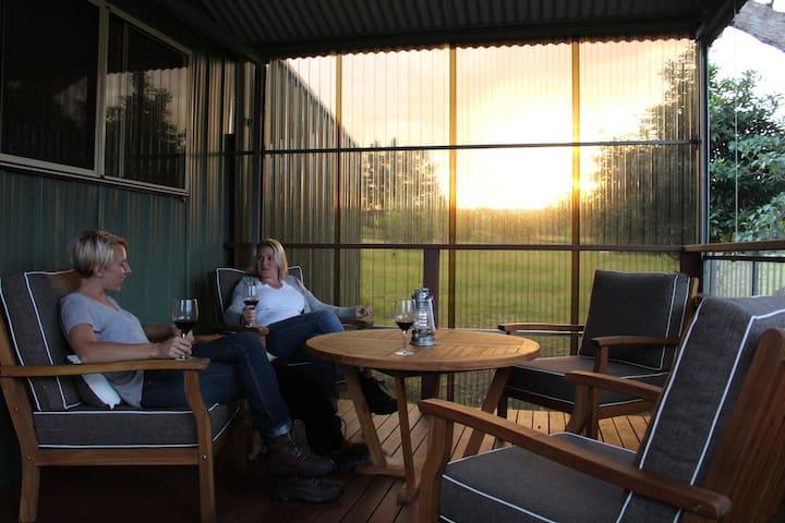 Gzone FarmStay Milton NSW - Woodstock